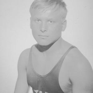 Wrestler Ben Harry