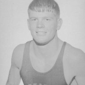 Wrestler Greg Hicks
