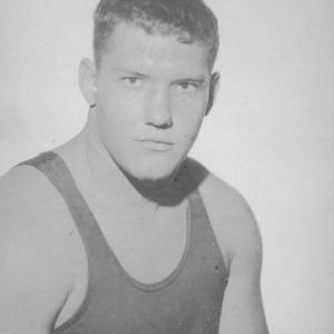 Wrestler Don Jordan