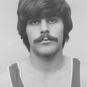 Wrestler Howard Johnson