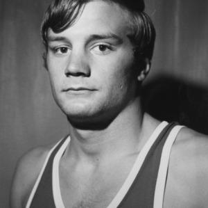 Wrestler Bob Reeder