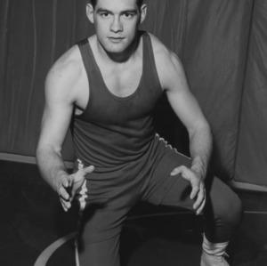 Wrestler Jim Sawhill