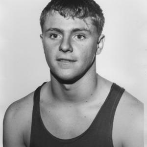 Wrestler P. J. Smith