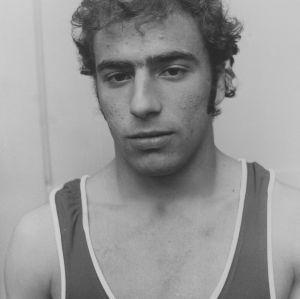 Wrestler Curt Stanley