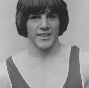 Wrestler Joe Whitehouse