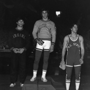 Atlantic Coast Conference wrestling champions
