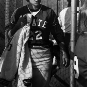 N. C. State Women's Softball player Brenda Allen