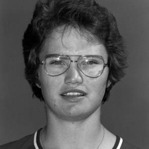 N. C. State Women's Softball player Gina Miller