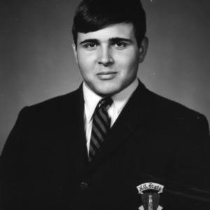 Lacrosse player John Perotti profile