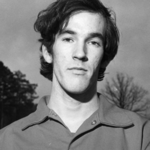 Lacrosse player Bob Ritchie profile