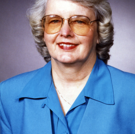 Ruth Curlee portrait