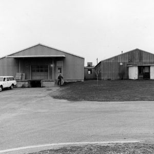 Agricultural Communications' Publications Storage Facility