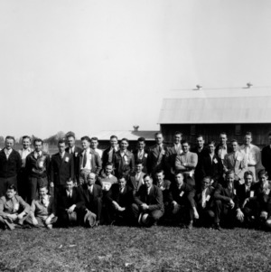 Agricultural School group photo