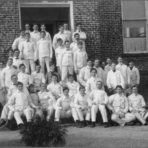 Dairy class of 1902 group photo