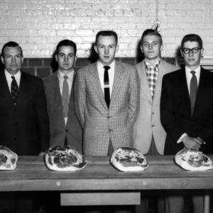Livestock Judging Team group photo
