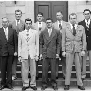 Livestock Judging Team, 1951