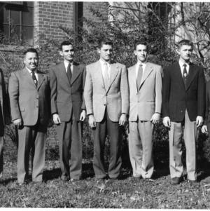 Livestock Judging Team, 1952