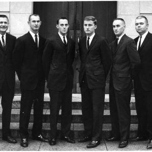 Livestock Judging Team, 1963