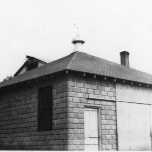 Modern milk house