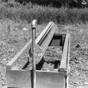 Automatic Range Waterer - Burke Co. State Hospital, 1948