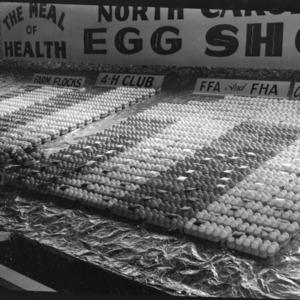 N.C. State Fair Egg Show
