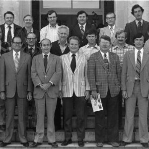 Poultry Science Faculty, 1979