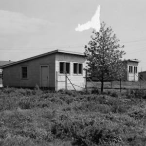 Three small breeder houses