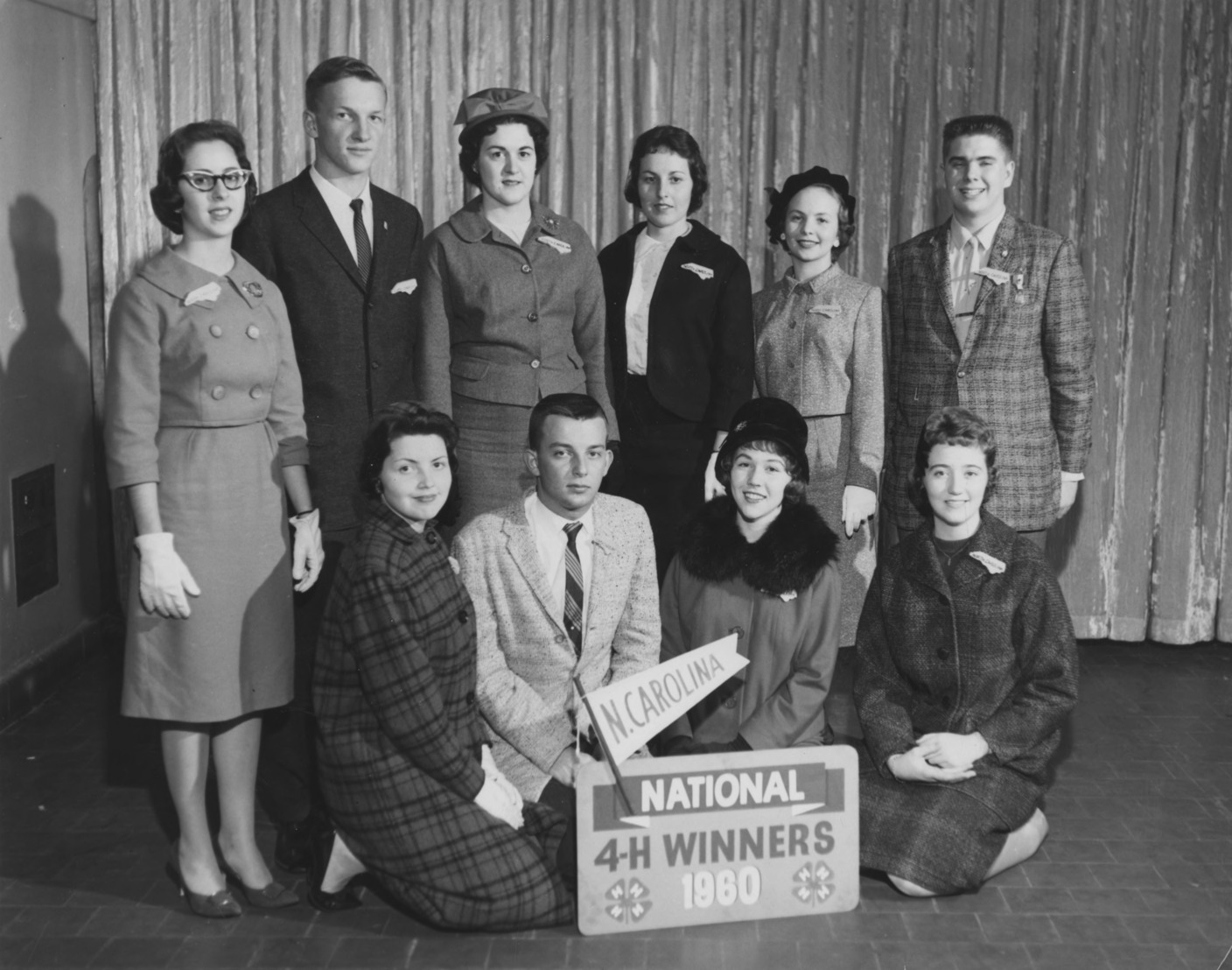 4-H Youth Development--National 4-H Winners