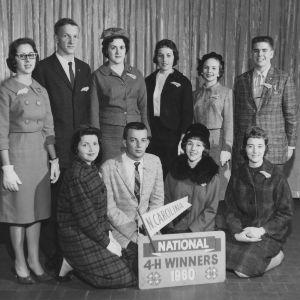 National 4-H Winners