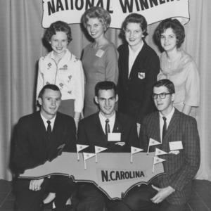 North Carolina National 4-H Winners