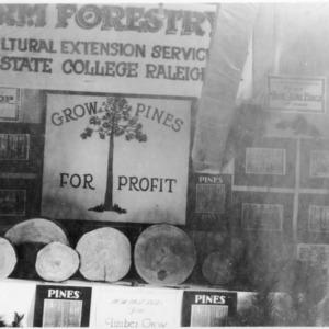 Farm Forestry Exhibit