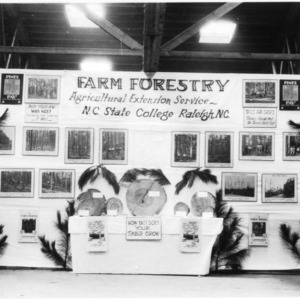 Farm Forestry Exhibit