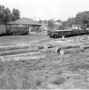 Log Storage Yard