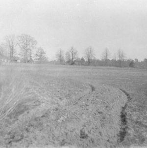 Plowed terraces