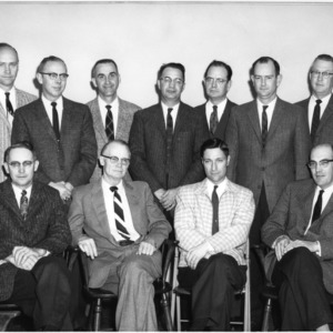 County Agents Association Officers