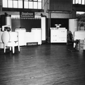 Farm and Home Week Appliance Exhibit