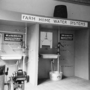 Farm and Home Week Farm Water System Exhibit
