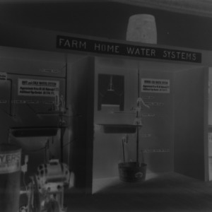 Farm and Home Week Water System Exhibit