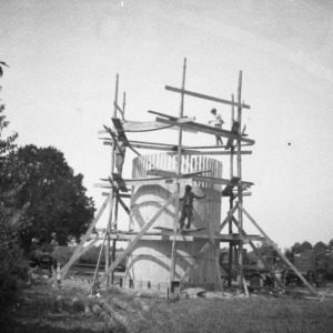 Farm Silo Construction