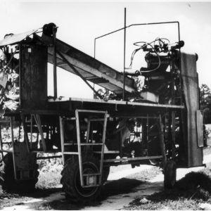 Farm Equipment for Harvesting