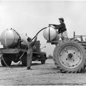 Farm Spraying Equipment