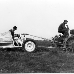 Lespedeza Seed Harvester
