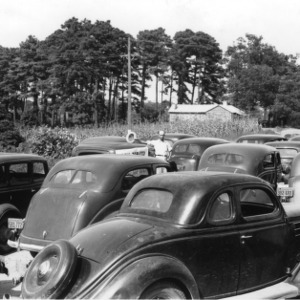 Automobiles, Johnston County farm tour