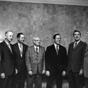 Foundation leaders