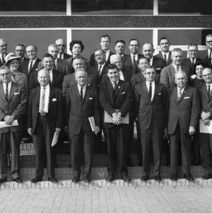 Members, North Carolina Council on Community and Area Development, Fall 1964