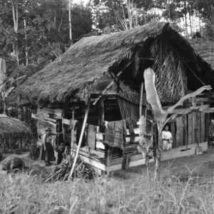 Laborers' Shack, Peru