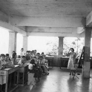 School for Workers' Children, Peru