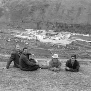 Huancayo, Peru, 1963