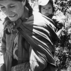 Agricultural Mission to Peru - Mother and Child