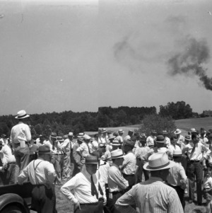 Small Grain Field Day, Statesville Test Farm, Iredell County, May 1941